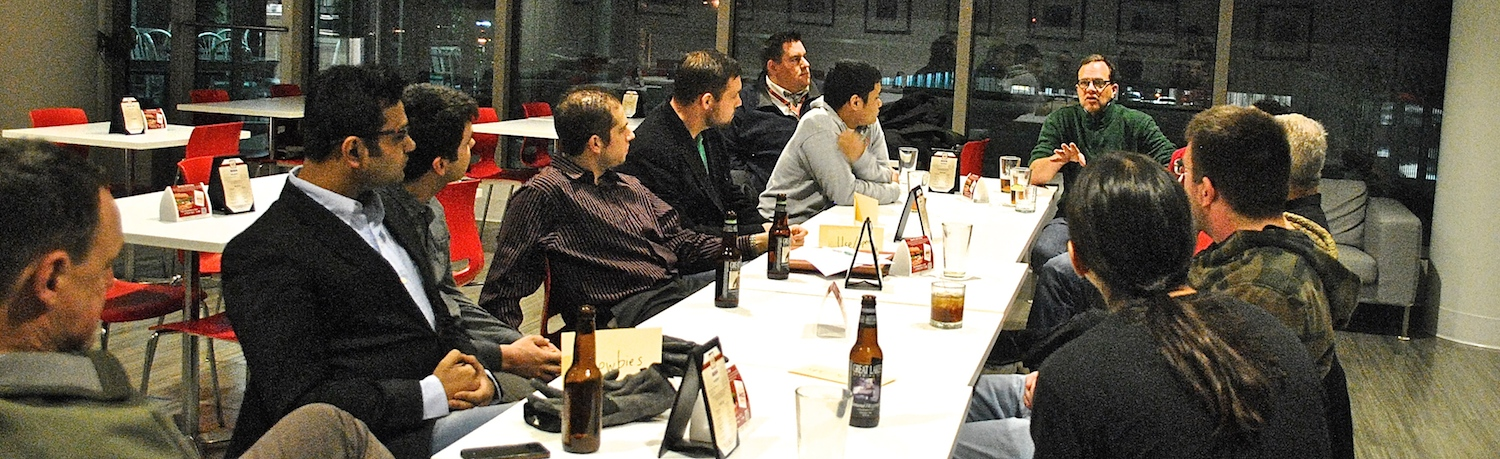 Cleveland Bitcoin Meetup at Dave's Grill and Bar – 2/13/2014